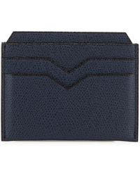 Valextra - Leather Card Case - Lyst