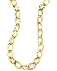 Ippolita - Glamazon 18k Gold Mini Bastille Necklace - Lyst
