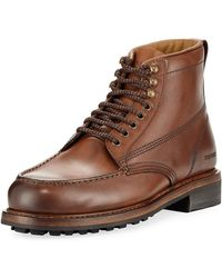 d89ca26ecea8e Tom Ford Clarence Suede Chukka Boots in Brown for Men - Lyst
