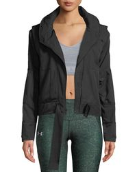 Under Armour - Generation Woven Hooded Active Jacket - Lyst