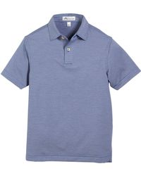Peter Millar - Stretch Jersey Jubilee Striped Polo Shirt - Lyst