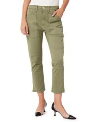 3x1 Simone Ankle Pants - Green
