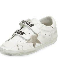 Golden Goose Deluxe Brand - Old School Superstar Sneakers - Lyst