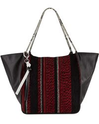 Proenza Schouler - Extra-large Mixed Woven Tote Bag - Lyst