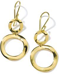 Ippolita - Mini Snowman Earrings - Lyst