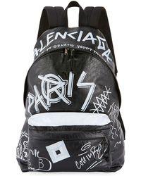 53d3c9470f Men's Balenciaga Backpacks - Lyst