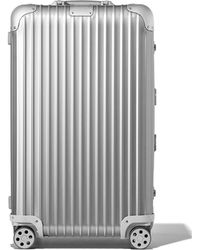 Rimowa - Original Trunk Spinner Luggage - Lyst