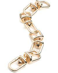 Eddie Borgo | Fame Link Bracelet | Lyst