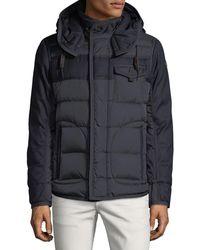 Moncler - Men's Ryan Hooded Puffer Jacket - Lyst