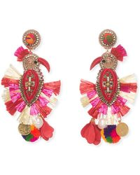 Ranjana Khan - Phoenix Drop Earrings - Lyst