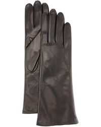 Portolano - Napa Leather Gloves - Lyst