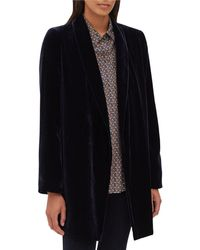 Lafayette 148 New York - Cecily Velvet Long Jacket - Lyst