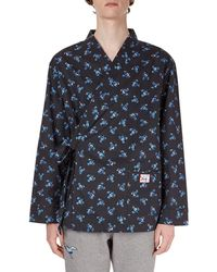 KENZO - La Collection Memento N°1 May Flower Pajama Shirt - Lyst