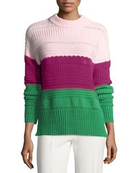Novis - The Wadsworth Knit Colorblock Jumper - Lyst