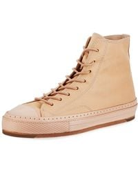 Hender Scheme - Men's Mip High-top Leather Sneakers - Lyst