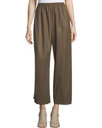 Eskandar - Button-cuff Japanese Trousers - Lyst