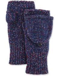 Rag & Bone - Cheryl Convertible Knit Mittens - Lyst