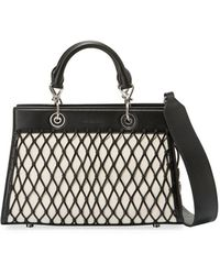 Shadow Small quilted leather tote Altuzarra X0sQIdLHf