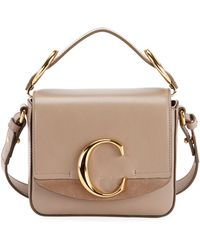 5530265c363 Lyst - Gucci Emily Light Pink Shiny Microguccissima Chain Shoulder ...