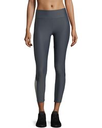 Lanston - Deelan Side-block Ankle Compression Leggings - Lyst