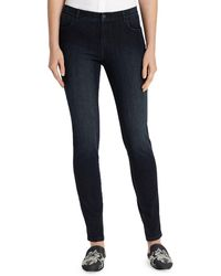 Lafayette 148 New York - Mercer Stretch-denim Slim-leg Jeans - Lyst