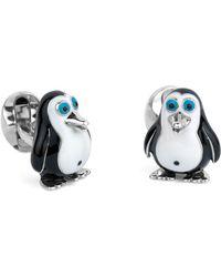 Deakin & Francis - Fatty Penguin Cuff Links - Lyst