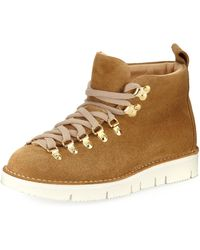 Fracap - Suede High-top Sneaker - Lyst