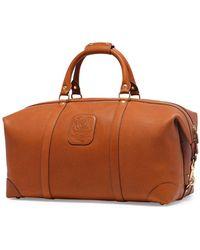 Ghurka | Cavalier Iii No. 98 Large Leather Duffel Bag | Lyst