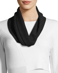 Proenza Schouler | Stretch-crepe Infinity Scarf | Lyst