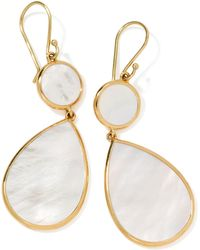Ippolita - Rock Candy Snowman Earrings - Lyst