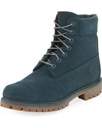 """Timberland - 6"""" Premium Waterproof Hiking Boot - Lyst"""