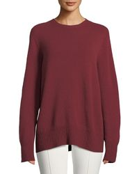 The Row - Sibel Wool-cashmere Sweater - Lyst