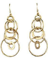 Ippolita - Glamazon Multi-link Jet-set Earrings - Lyst