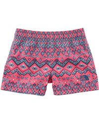 The North Face - Hike-water Ikat-print Shorts - Lyst