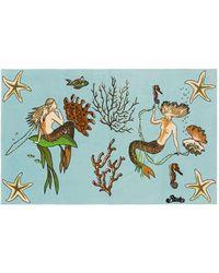 Loewe - X Paula's Ibiza Mermaid Towel - Lyst