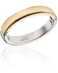 Vita Fede - Uovo Two-tone Cuff Bracelet - Lyst