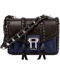 Proenza Schouler | Hava Whipstitched Chain Shoulder Bag | Lyst