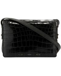 VBH - Pulcecocco Crocodile Shoulder Bag - Lyst