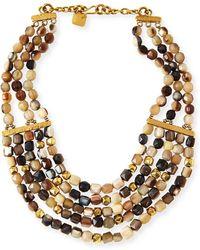 Ashley Pittman - Kubwa Multi-strand Necklace - Lyst