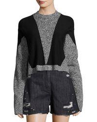 Public School | Sana Long-sleeve Pullover Sweater | Lyst