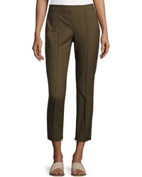 Theory - Alettah Approach Cropped Skinny Pants - Lyst