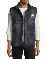 Canada Goose | Freestyle Crew Vest | Lyst