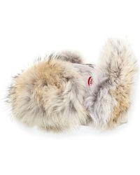 Canada Goose - Fur Aviator Hat - Lyst