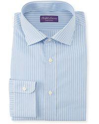 Ralph Lauren - Men's Striped Dress Shirt - Lyst
