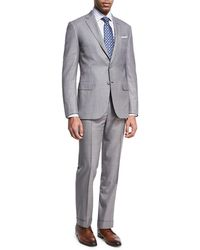 Brioni - Houndstooth Super 160s Wool Two-piece Suit - Lyst