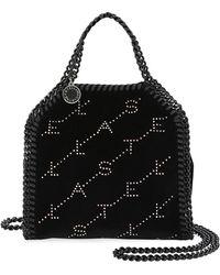 Stella McCartney - Falabella Mini Faux Leather Tote - Lyst