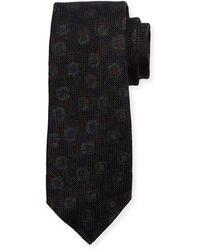 Kiton - Grenadine Woven Silk Tie - Lyst