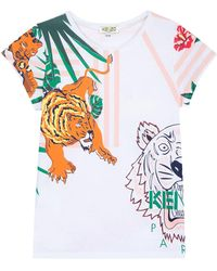 KENZO - Assorted Icon Graphic T-shirt - Lyst