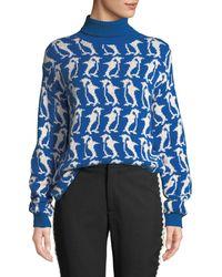 Moncler Grenoble - Penguin Turtle Neck Knit - Lyst