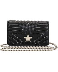 Stella McCartney - Stella Star Small Studded Alter Napa Shoulder Bag - Lyst